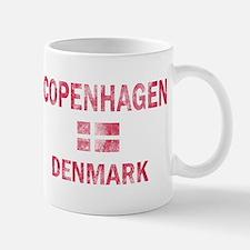 Copenhagen Denmark Designs Mug