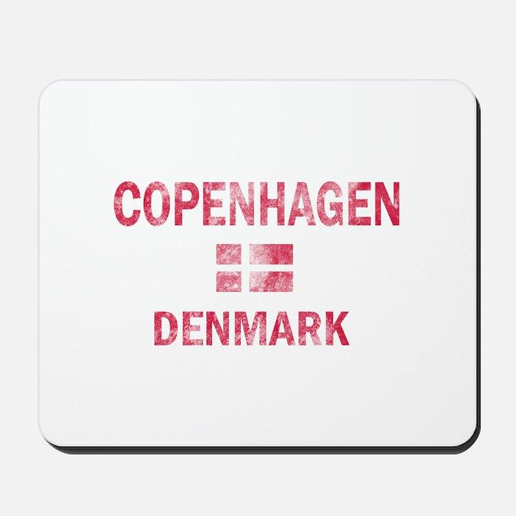 Copenhagen Denmark Designs Mousepad