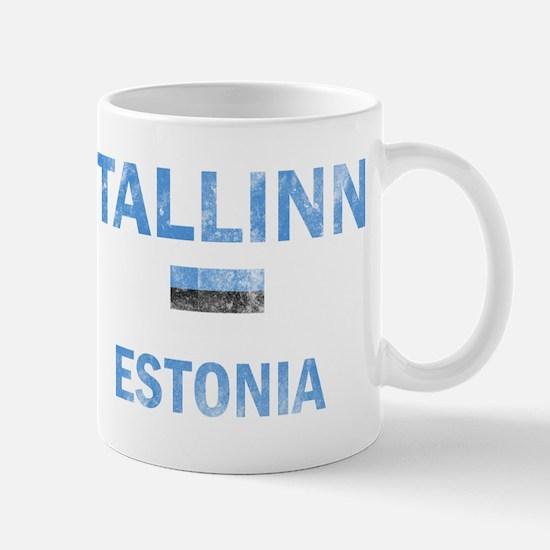 Tallinn Estonia Designs Mug