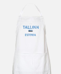 Tallinn Estonia Designs Apron
