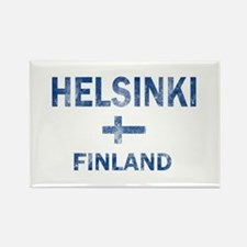 Helsinki Finland Designs Rectangle Magnet