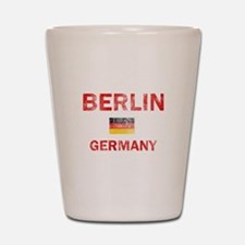Berlin Germany Designs Shot Glass