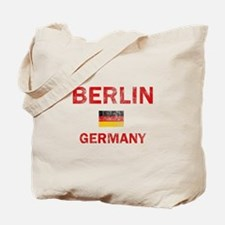 Berlin Germany Designs Tote Bag