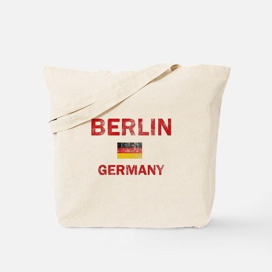 Berlin Germany Designs Tote Bag