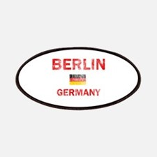 Berlin Germany Designs Patches