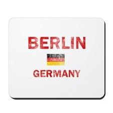 Berlin Germany Designs Mousepad