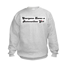 Buttonwillow girl Sweatshirt