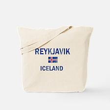Reykjavik Iceland Designs Tote Bag
