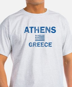 Athens Greece Designs T-Shirt