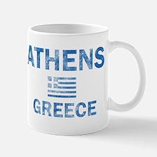 Athens Greece Designs Mug
