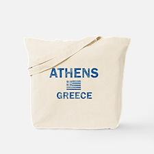 Athens Greece Designs Tote Bag