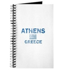 Athens Greece Designs Journal
