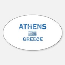 Athens Greece Designs Decal