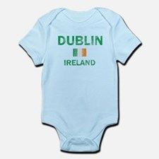 Dublin Ireland Designs Infant Bodysuit