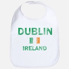 Dublin Ireland Designs Bib