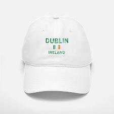 Dublin Ireland Designs Baseball Baseball Cap