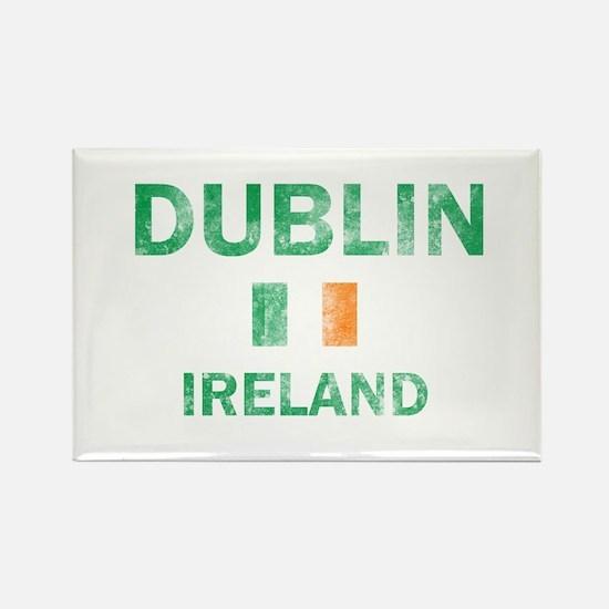 Dublin Ireland Designs Rectangle Magnet