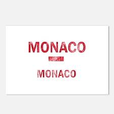 Monaco Monaco Designs Postcards (Package of 8)