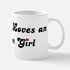 Atherton girl Mug
