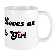 Escondido girl Mug