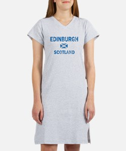 Edinburgh Scotland Designs Women's Nightshirt