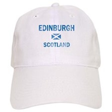 Edinburgh Scotland Designs Baseball Cap