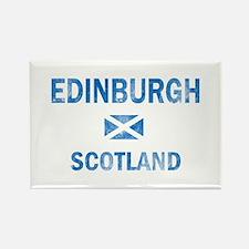 Edinburgh Scotland Designs Rectangle Magnet