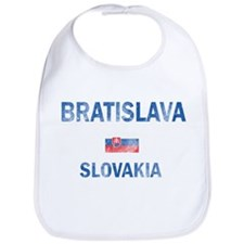 Bratislava Slovakia Designs Bib