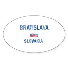 Bratislava Slovakia Designs Decal
