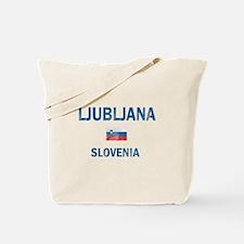 Ljubljana Slovenia Designs Tote Bag