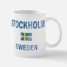 Stockholm Sweden Designs Mug