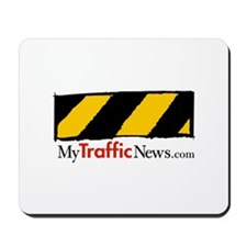 Official MyTrafficNews Mousepad