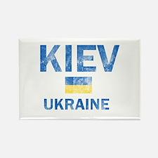 Kiev Ukraine Designs Rectangle Magnet