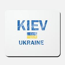 Kiev Ukraine Designs Mousepad