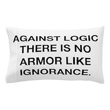 Against Logic Pillow Case