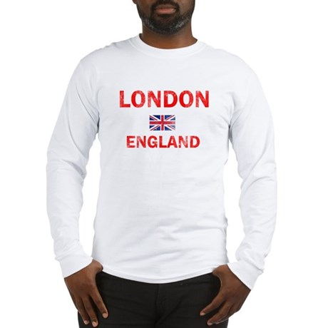 London England Designs Long Sleeve T-Shirt