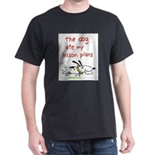 dog-ate-plans T-Shirt