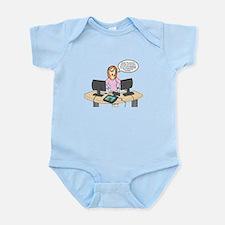 Unique Dispatch Infant Bodysuit