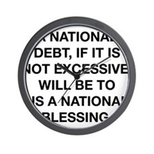 A National Debt Wall Clock