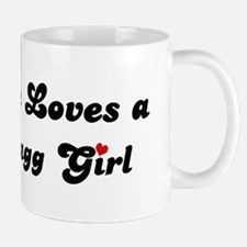 Fort Bragg girl Mug