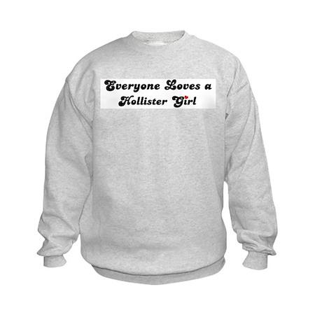 Hollister girl Kids Sweatshirt