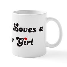 Hollister girl Mug