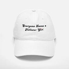 Hollister girl Baseball Baseball Cap