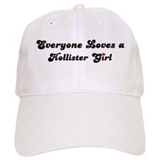 Hollister girl Baseball Cap