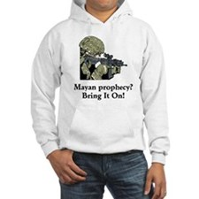 Mayan Prophecy, ring it on Hoodie