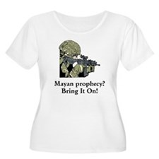 Mayan Prophecy, ring it on T-Shirt