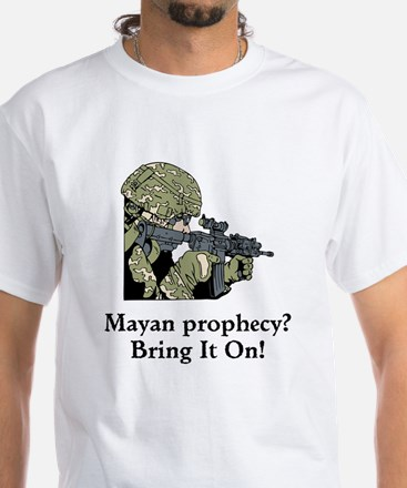 Mayan Prophecy, ring it on Shirt