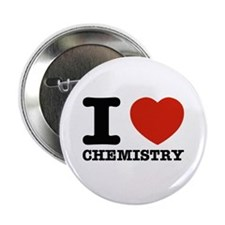 "I Love Chemistry 2.25"" Button (10 pack)"