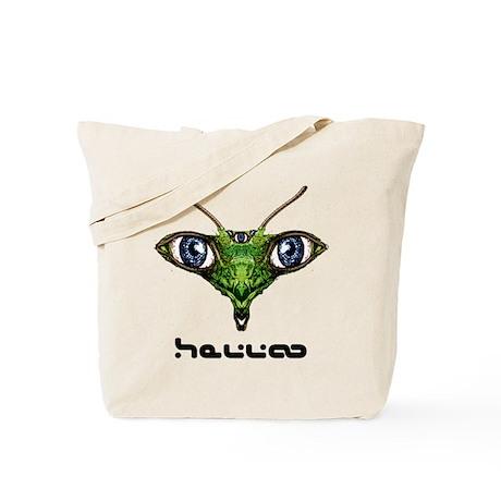 ALIEN MANTIS Tote Bag