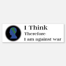 Anti-War Bumper Bumper Bumper Sticker